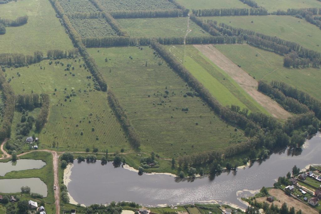 Проект Степановское Новорязанское шоссе